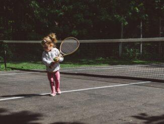 Sport mit Kindern