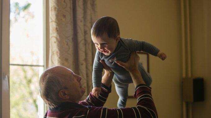 Leben mit den Großeltern