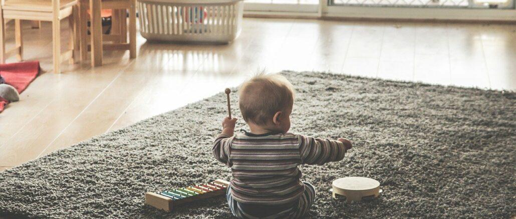 Musikinstrumente für Kinder