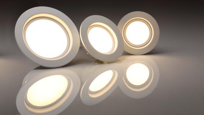 LED Lichter Badezimmer